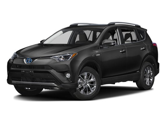 2016 Toyota Rav4 Hybrid Xle In Hudson Ny Kinderhook