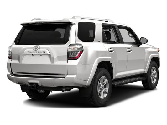 2016 toyota 4runner owners manual