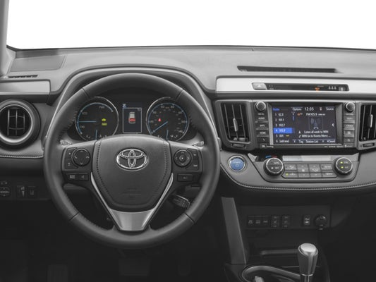 2018 Toyota Rav4 Hybrid Limited In Hudson Ny Kinderhook